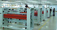 Large Format Roll Laminators Assembly Line
