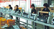 Small Roll Laminator Assembly Line