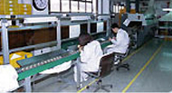 Inserting&Auto Soldering Line